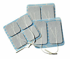 Electrode pads for TENS machine TENS unit physio clinic quality, multi-size pack