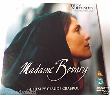 MADAME BOVARY- THE INDEPENDENT PROMO DVD(FREE UK POST)