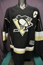 Mens Licensed NHL Pittsburgh Penguins Sidney Crosby Hockey Jersey NWT L/XL