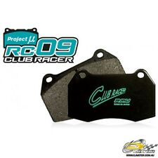 PROJECT MU RC09 CLUB RACER FOR GTR R35 Brembo F/R (F)