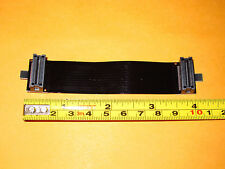 "GIGABYTE MSI SAPPHIRE XFX Flexible CrossFire Bridge Ribbon Cable Long 3.75"" 95mm"