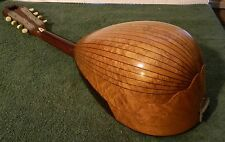 Vintage Bowl Back Mandolin 8 String