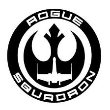 Star Wars Rogue Squadron, Vinyl Decal Sticker Car Van Laptop