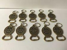 Guinness Nitro IPA Bottle Opener Key Chain Metal - Pack of Ten (10) - NEW & F/S