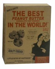 Bart's Bakery Best PEANUT BUTTER Chocolate Chip Cookies (3, 4.2oz boxes)