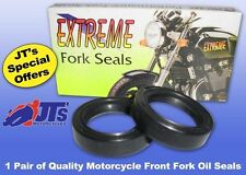 FORK SEALS TO SUIT HONDA CB 400 CB400 SUPER FOUR 1992
