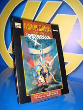 comic clasicos marvel LA PATRULLA X  buen estado ROY THOMAS/NEAL ADAMS