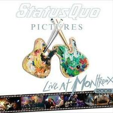 Statu quo-pictures-Live at Montreux 2009 CD NEUF & OVP!