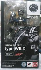 Bandai S.H.Figuarts Kamen Masked Rider Drive Type Wild acrion figure