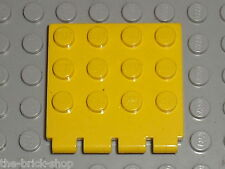 LEGO Yellow Hinge plate 4213 / Set 6674 6693 6362 6393 6361 6686 6552 ...