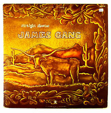 "12"" LP - James Gang - Straight Shooter - C1852 - washed & cleaned"