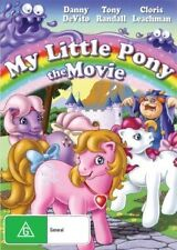MY LITTLE PONY - THE MOVIE - CHILDRENS CLASSIC NEW DVD FREE LOCAL POST