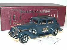 Brooklin Models BC 020x, 1934 Buick M61 Sedan Club Anniversary 2016 Special 1/43