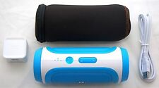 JBL Charge BLUE Wireless Bluetooth Portable Speaker System galaxy s6/s5 Note 4/3