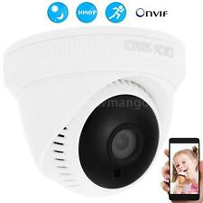 1080P HD 2.0MP IP Camera IR Dome Indoor CCTV Security ONVIF Night View P2P I8L7