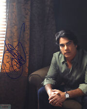 PETER GALLAGHER In-Person Signed Photo w/ SuperStars Gallery (SSG) COA - PROOF