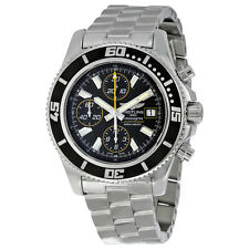 Breitling Superocean Chronograph II Abyss Black and Yellow Dial A13341A8-BA82SS