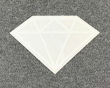 Diamond Supply Co Skateboard Sticker 3in si