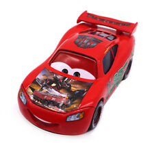 Disney NO.95 Transformers Sentinel Prime Lightning McQueen Metal 1:55 Car Toy