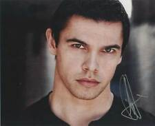 THE VAMPIRE DIARIES:PAUL TELFER AUTOGRAPH PHOTO