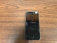 Apple Iphone 6 A1549 Black / Silver W/ BAD LCD & IMEI Unknown Carrier & Storage