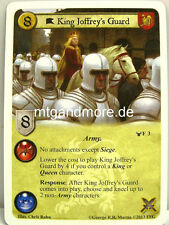 A Game of Thrones - 1x King Joffrey's Guard  #003 - The War of the Five Kings