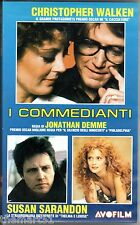 I Commedianti (1994) VHS Avofilm video   Christopher Walken Susan Sarandon