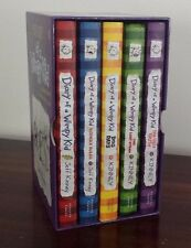Diary of a Wimpy Kid Collection - Jeff Kinney Hardcover Boxed Set