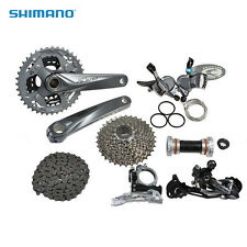 SHIMANO Alivio M4000 Groupset Group Set 9-Speed 7 pcs Gruppos For Bike Bicycle