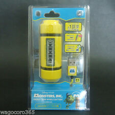 Disney Monsters Inc. Portable Mobile Battery Charger / for Cell Phone iPhone