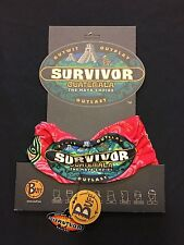 SURVIVOR BUFF: GUATEMALA - RARE - New on Original Display Card