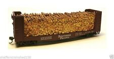 Chooch (HO-Scale) #7261 Loads - Pulpwood Load -- Fits Athearn Pulpwood Car - NIB