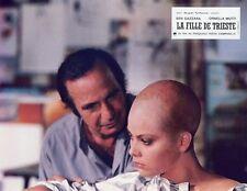 BEN GAZZARA ORNELLA MUTI  LA RAGAZZA DI TRIESTE 1982 VINTAGE LOBBY CARD #2