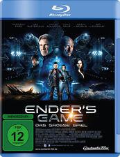 Blu-ray * ENDER'S GAME - Das große Spiel | HARRISON FORD Enders Game # NEU OVP =