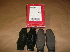 NISSAN D21 PICK-UP SET NEW  FRONT BRAKE PADS