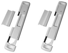 2 X Double Bolt Lock for Sliding Glass Doors. Protection for your Patio Door