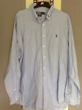 Polo Ralph Lauren Shirt  Blair Size XL 26 Inches Pit To Pit