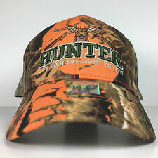 Big Game Hunting Cap Mossy Oak Realtree Camo Camouflage Hat Great Outdoors Deer
