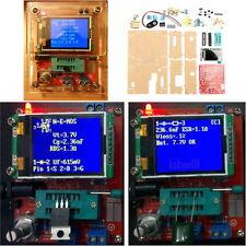 DIY Mega328 Transistor Tester Kit Capacitance Inductance ESR Meter Diode Triode