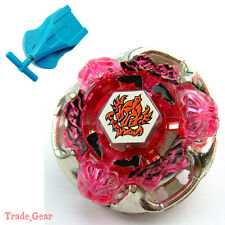 Beyblade Gravity Perseus Defense BB80 4D Metal Masters Fusion+Single Launcher