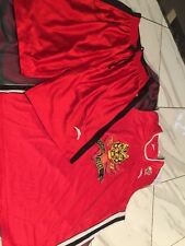 Anta Basketball Jersey Northeast Tigers CBA Chinese Basketball League Shorts Lot