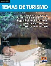 Temas de Turismo : Manual para le Preparación Del Certificado Superior de...