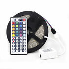 3528 5M RGB Waterproof Flexible 300 Led Strip + 44Key IR Remote Controller