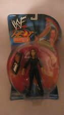 WWF Sunday Night Heat Ringside Chaos Series 2 Stephanie McMahon 2001  NEW t605