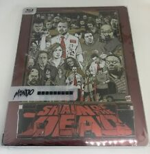 Shaun Of The Dead Blu-ray Steelbook - Mondo Target Exclusive