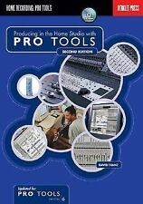 Producing in the Home Studio with Pro Tools-ExLibrary