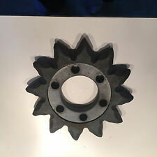 Toro Dingo trencher attachment sprocket fits Toro TRX trencher models too