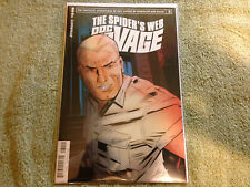 DOC SAVAGE 3   Dynamite comic Book THE SPIDER'S WEB