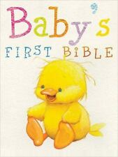 Baby's First Bible by Thomas Nelson Publishing Staff and Nelson Bibles Staff...