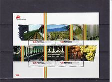 PORTUGAL S / S MADEIRA WINE     MNH